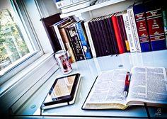 nice study area