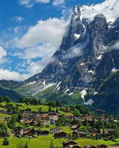 Grindelwald, Suíça