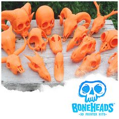 BONEHEADS Series 1: Master Set