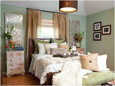 relaxing bedroom colors