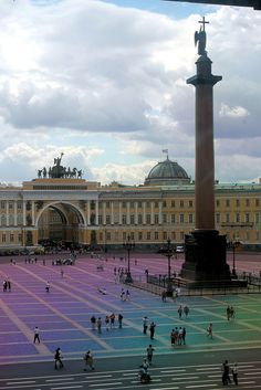 Wanting to visit St Petersburg, Russia. I was fascinated with the story of the last Tsar of Russia in 1918.
