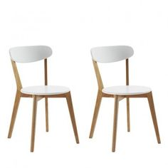 Set of 2 Héctor Chairs