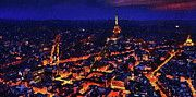 "New artwork for sale! - "" Paris City View by PixBreak Art "" - http://ift.tt/2wDTA1r"