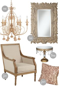 5 Steps to French Refined Home Decor