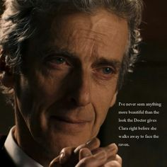 "meanwhileongallifrey: "" So true! My favorite Doctor Who pairing, even more so then Rose and Ten, beautiful as they were """