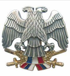 SERBIA / SFJ YUGOSLAVIA (1992 - 2003) - ARMY SOLDIERS BERET BADGE GOSI 1999