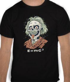 camiseta einsten skull 19,90