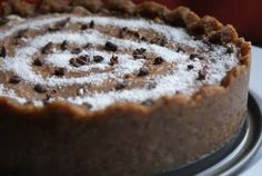 Marmoroitu suklaapai | Keittiökameleontti