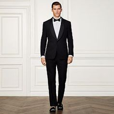 Anthony Shawl Collar Tuxedo - Purple Label Best Sellers - RalphLauren.com