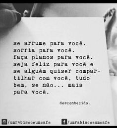Ame-se mais ❤ - Virginia Morena Flor - Google+