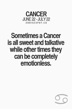 Daily Horoscope Cancer Cancer