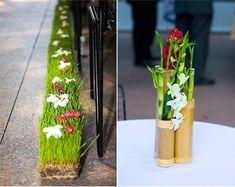 Bamboo Wedding   bamboo chinese wedding ideas