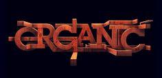 organic - Diligence: 3d printed and Digital Art/Design