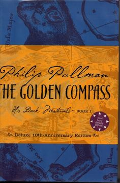10th Anniversary Edition of The Golden Compass, Book 1 of His Dark Materials by Philip Pullman - new and collectible! http://www.withywindlebooks.net/si/003030.html