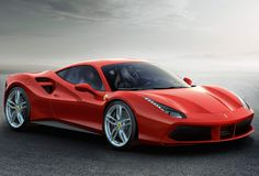 First Look at the 2016 Ferrari 488 GTB Twin Turbo : Yes, this will annihilate the F40 in any performance category.
