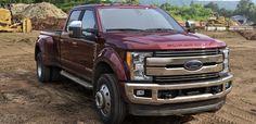 2017 Super Duty Pickup | Ford Full-Size Trucks