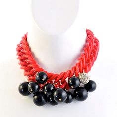 Eckford Street Necklace, $236, now featured on Fab.