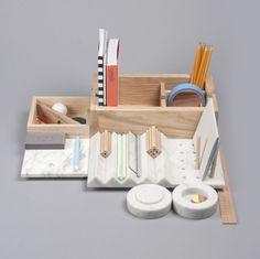 shkatulka modular desk organizer