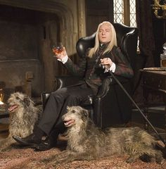 From fantasy to sci-fi: Jason played the villainous Malfoy patriarch Lucius in the billion...