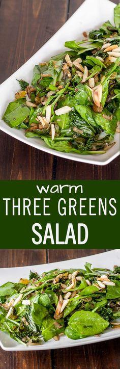 Paleo Kale, Swiss Chard, Chicken, and Feta Salad