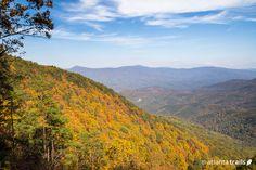 Fort Mountain: Hiking the Gahuti Trail in North Georgia