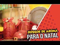 Difusor de Aroma para o Natal Peter Paiva