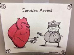vox médica- dr. gonzalo bearman: Hospital Humor: Cardiac Arrest