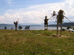 Folklore project in Batak Bulgaria
