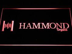 Hammond Organs LED Neon Sign