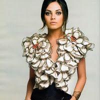 Fashionable Flowers....everywhere