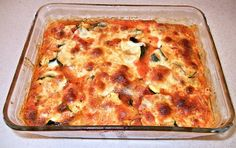 Baked Gluten-Free Vegetable Lasagna you can easily make at home. Layers of fresh vegetables topped with melted cheese make this lasagna mouth watering. Vegetarian Meals For Kids, Kids Meals, Cheesy Zucchini Bake, Lasagna Ingredients, Cooking Recipes, Healthy Recipes, Healthy Foods, Healthy Eating, Evening Meals