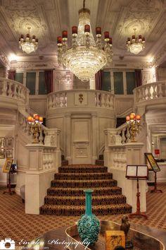 St Ermin's Hotel Lobby - Einselen Photography