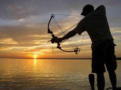 bowfishing is great!