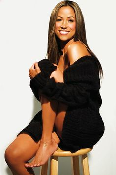 *Stacey Dash* She's of Bajan, African American and Mexican descent.
