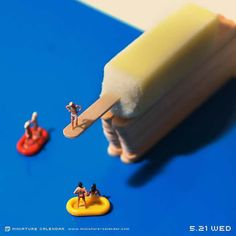 This Artist Turns Ordinary Food Into Amazing Stories | CookieCoCo