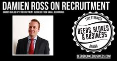 Damien Ross from Davidson Technology chats with Sean Callanan about growing his business ITCOM to acquisition from Davidson. Beer, Technology, Business, Root Beer, Tech, Ale, Tecnologia, Store, Business Illustration