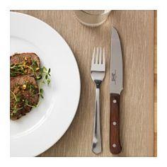 LINDRIG Knife, dark brown - IKEA