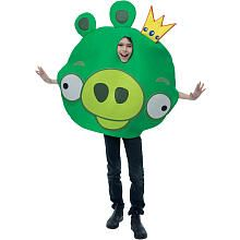 Angry Birds King Pig Halloween Costume - Child Size