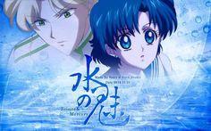 Sailor moon mercury and zoisite