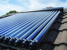 People should be considering solar hot water (SHW) and solar power (PV) in combination, rather than entirely covering their roof with PV.