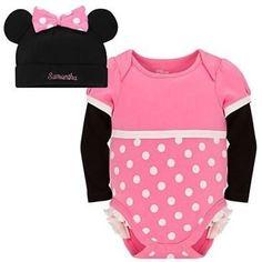 "Body da ""Minnie"" R$58.00"