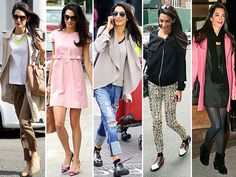 All About Amal Alamuddin's Style: She's a Fan of Statement Accessories http://stylenews.peoplestylewatch.com/2014/05/23/george-clooney-amal-alamuddin-fiancee-style/