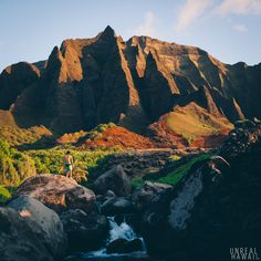 We spent three nights in this world famous camping destination on Kauai. In this story you'll get a small sampling of what one can see and do in Kalalau. Kauai, Hawaii.