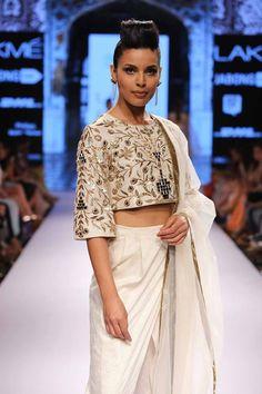"sunoaisha: ""Favourite Picks of Lakme Fashion Week 2015: Payal Singhal """
