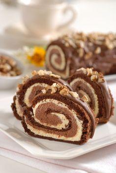 Sweet Desserts, Tiramisu, Cheesecake, Rolls, Food And Drink, Gluten Free, Sweets, Cookies, Baking