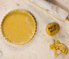 Massa para torta doce | #ReceitaPanelinha: Além de supercrocante, é versátil: serve para recheios assados (vai ao forno já com o recheio), e para os frios, como uma ganache (nesse caso, assa antes e recebe o recheio depois).