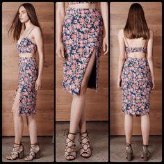 Spotted while shopping on Poshmark: ISLA_CO ♠️ Russian Garden SET  NWT! #poshmark #fashion #shopping #style #Isla #Dresses