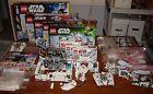 Lego- Star Wars - Limited Edition - 7879 7666 8089 7749 75014 8084 8083