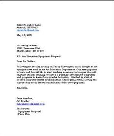 a business letter about purchasing new equipment businessletter order letter letter sample