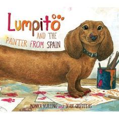 Lumpito and the Painter from Spain.